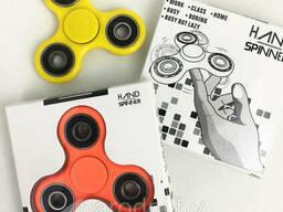 Спиннер для рук Fidget Spinner (все цвета)