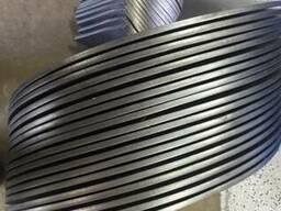 Спираль шнека витки шнека перо шнека изготовление
