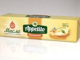 """Спред растительно-сливочный """"Appetito"""" с мдж 72,5% 500гр"""