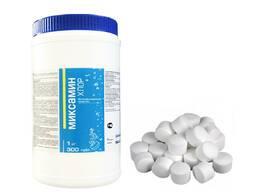 Средство для дезинфекции Миксамин хлор 1кг 300 табл/уп