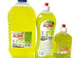 Средство для мытья посуды «АJМ» эконом