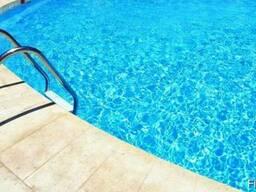 Средство для обеззараживания и очистки плавательных бассейно