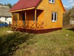 Срочно продается новый дачный дом в отличном месте