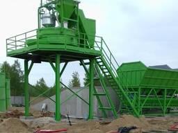 Стационарный бетонный завод SUMAB Т-100
