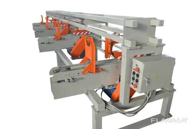 Станки торцовочные проходного типа СТП-6000 3х5,5 кВт