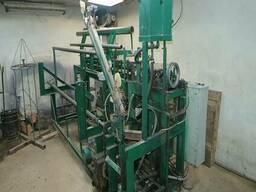 Станок-автомат для производства сетки-рабицы ВСА-97