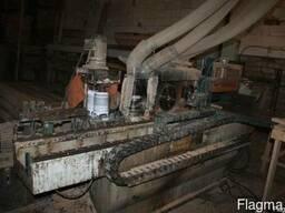 Станок фрезерерно шипорезный мхв-3515а
