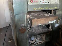 Станок предназначен для плоскостного строгания Рейсмус завод «Красный металлист»
