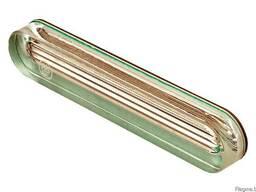 Стекло рифленое (рефлексионное или стекло Клингера) №1,2,3,4