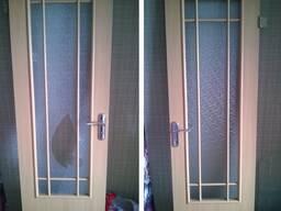 Стекольные работы, замена стекла в дверях в Гродно