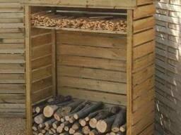 Стеллаж для дров