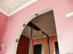 Стены и арки из гипсокартона в Могилеве
