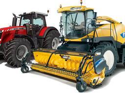 Ремонт энергонасыщенных тракторов и комбайнов, импортного и отечественного производства