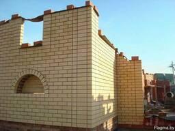 Строительство домов из кирпича под ключ в Воложинском р-не - фото 4