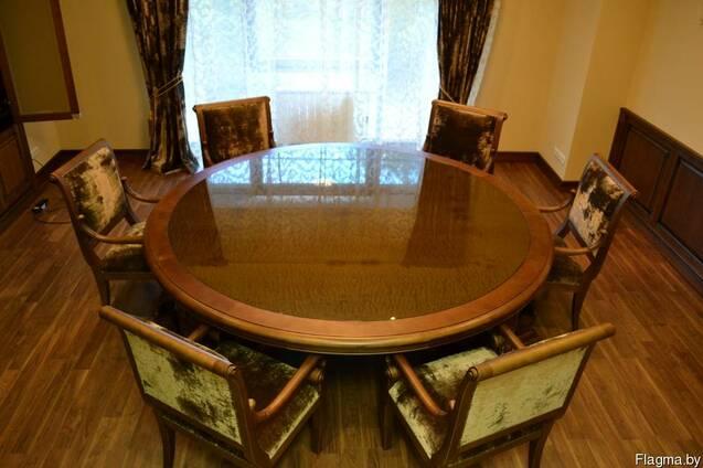 Стол 6 стульев