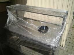 Стол для сбора остатков пищи из нержавеющей стали