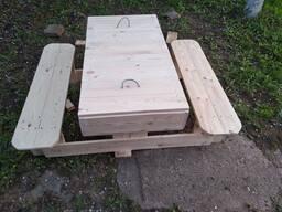 Стол-песочница - фото 3