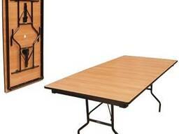 Стол прямоугольный складной ДСП