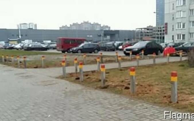 Столбики парковочные