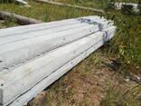Столбы шпалерные для малины - фото 4