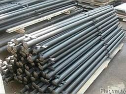 Столбы металлические с доставкой по области