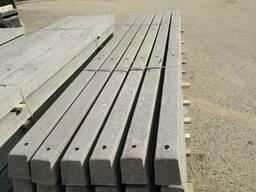Столбы шпалерные бетонные