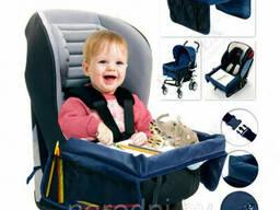 Столик дорожный для детского автокресла «Весёлое Путешествие»