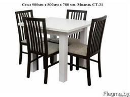 Столы кухонные из массива