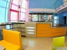 Столы, стулья и прочая мебель для офисов, кафе и ресторанов - фото 3