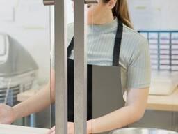 Стойки для экранов защиты от covid 19 , перила и ограждения