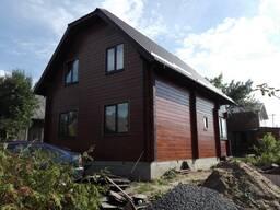 Строим дома/бани из проф. бруса без посредников.