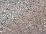 Песок ПГС гравий щебень камень грунт торф с доставкой - фото 2