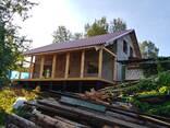 Строительство дач, домов - фото 7