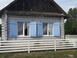 Строительство домов из старого сруба