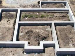 Строительство Фундаментов, монолитные и сборно-монолитные работы