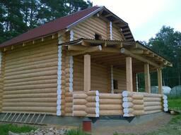 Строительство и отделка деревянных домов. - фото 3
