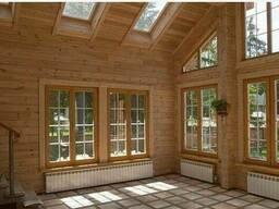 Строительство и Отделка деревянных домов. Без предоплаты