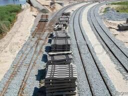 Строительство и ремонт железнодорожных и подкрановых путей