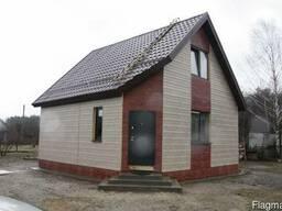 Строительство индивидуального жилья