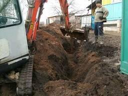 Строительство канализации Витебск