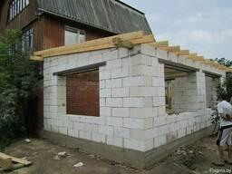 Строительство /ремонт Пристроек к дому выезд: Воложин и рн - фото 5