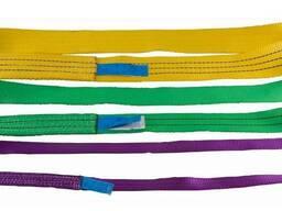 Строп текстильный кольцевой СТК (СТЛК) -от 1т до10т длинна л