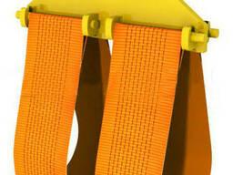Стропы текстильные ленточные с траверсной подвеской