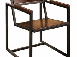 Кресло в стиле Лофт Квадро