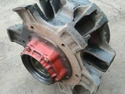 Ступица колеса в сборе МАЗ-500А, краз