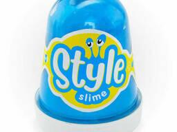 """Style Slime """"Голубой с ароматом тутти-фрутти"""", 130мл."""