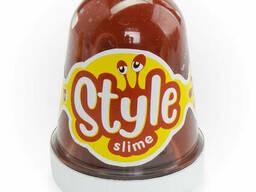 "Style Slime ""Коричневый с ароматом колы"", 130мл."
