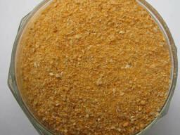 Cухари панировочные колорированные (оранж) для рыбы