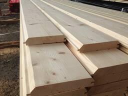 Сушка и острожка (обрезка, строгание) древесины заказчика.