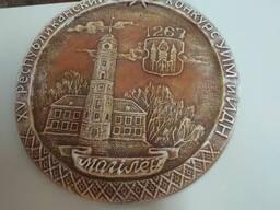 Сувенирные изделия из керамики ПОД ВАШ ЭСКИЗ